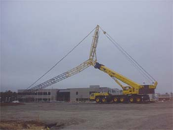 eLCOSH : Cranes, Derricks, Hoists, Elevators, and Conveyors-Subpart