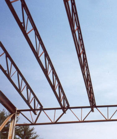 Elcosh introduction to the new subpart r for Open web trusses