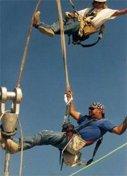 eLCOSH : Fall Protection for Towers