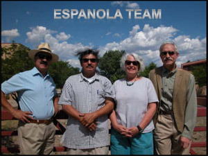 Photo, Espanola Team