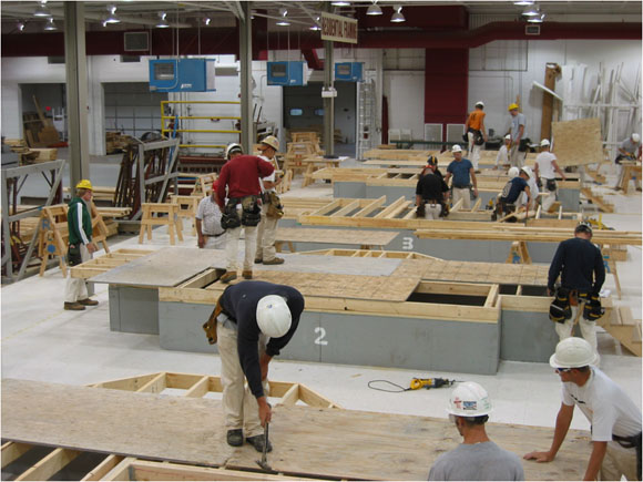 Elcosh A Fall Curriculum For Apprentice Carpenters