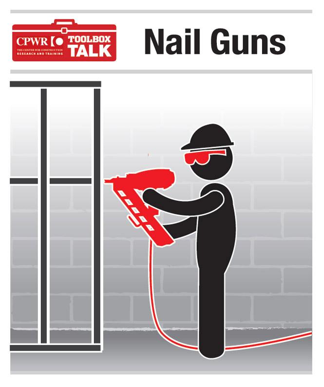 eLCOSH : Toolbox Talk: Nail Guns