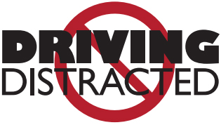graphic-driving distracted