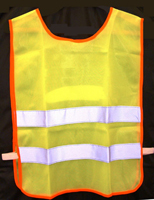 unclassified yellow vest