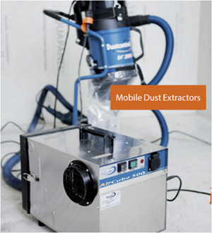 Mobile Dust Extractors