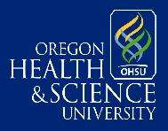 Logo, Oregon Health & Science University