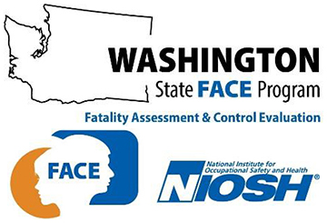 logos for Washington State FACE and NIOSH