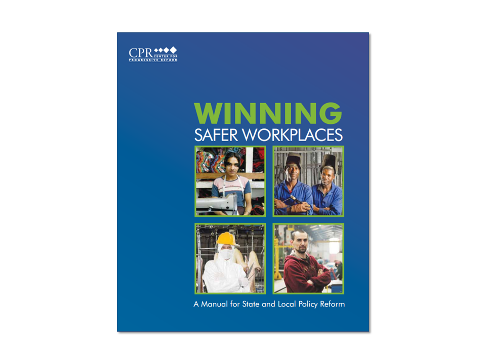 elcosh winning safer workplaces a manual for state and local