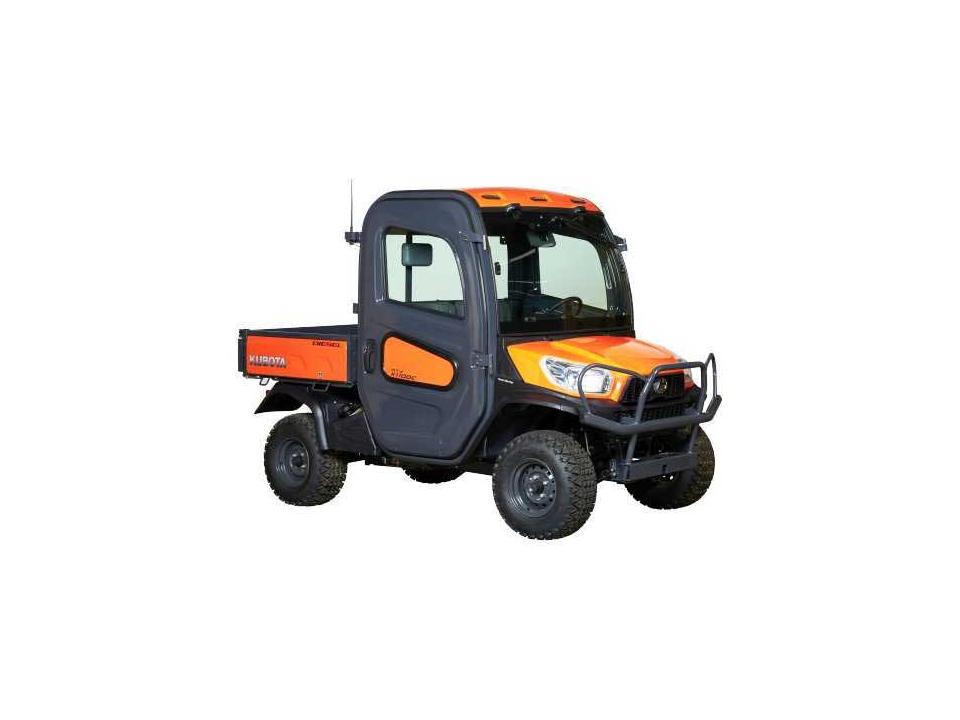 eLCOSH : Kubota Recalls Utility Vehicle Due to Fire Hazard (Recall
